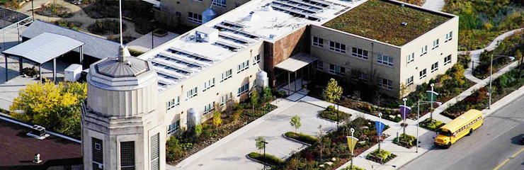 Chicago Center for Green Technology and WRD Environmental headquarters. Photo: David Reynolds